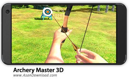 دانلود Archery Master 3D v2.8 - بازی موبایل تیراندازی با کمان + نسخه بی نهایت
