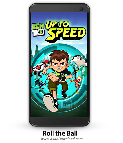 دانلود Ben 10: Up to Speed v0.10.12 - بازی موبایل دوندگی بن تن + نسخه بی نهایت