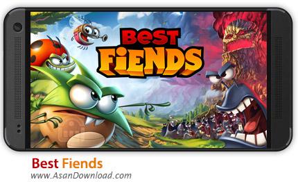 دانلود Dragon Blaze v3.1.3 - بازی موبایل نبرد با اژدها