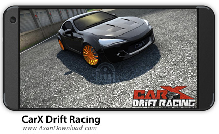 دانلود CarX Drift Racing v1.3.6 - بازی موبایل مسابقات دریفت + نسخه بی نهایت + دیتا
