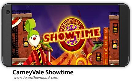 دانلود CarneyVale: Showtime v1.0.1 - بازی موبایل سرزمین کارنیوال + نسخه بی نهایت