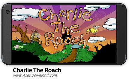 دانلود Charlie The Roach v1.02 - بازی موبایل چارلی روچ