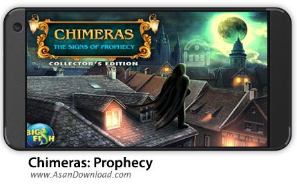 دانلود Chimeras: Prophecy v1.0.0 - بازی موبایل رسالت