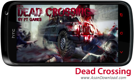 دانلود Dead Crossing v1.01 - بازی موبایل قتل عام زامبی ها