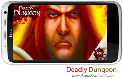دانلود Deadly Dungeon v1.0.1 - بازی مبارزه با اهریمن