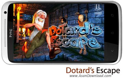 دانلود Dotard's Escape v2.0 - بازی موبایل فرار پیرمرد ها