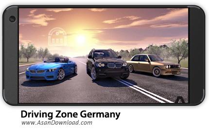 دانلود Driving Zone: Germany v1.06 - بازی موبایل رانندگی در آلمان