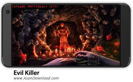 دانلود Evil Killer v1.3 - بازی موبایل شیطان قاتل + نسخه بی نهایت