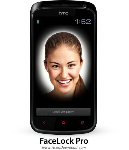 دانلود FaceLock Pro v2.7.7 - نرم افزار موبایل قفل صفحه با تشخیص چهره
