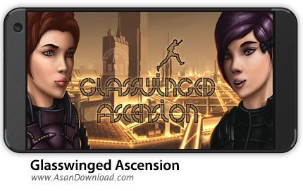 دانلود Glasswinged Ascension v1.5 - بازی موبایل نبرد با دشمنان + دیتا