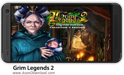 دانلود Grim Legends v2 1.3 - بازی موبایل نجات جان ملکه افسانه های گریم 2 اندروید + دیتا