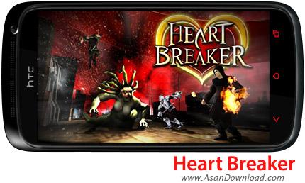 دانلود Heart Breaker v1.1 - بازی موبایل قلب شکن