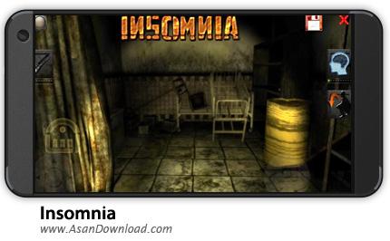 دانلود Insomnia v1.5 - بازی موبایل بی خوابی + دیتا