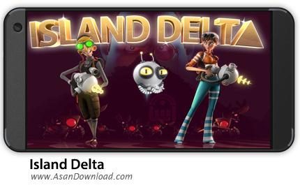 دانلود Island Delta v1.2.4 - بازی موبایل جزیره دلتا + نسخه بی نهایت + دیتا