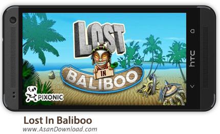 دانلود Lost In Baliboo v1.16 - بازی موبایل بالن گمشده + دیتا
