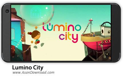 دانلود Lumino City v1.2.1 - بازی موبایل شهر لومینو