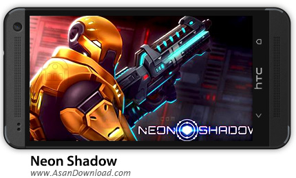 دانلود Neon Shadow v1.33 - بازی موبایل سایه ای از نئون + دیتا