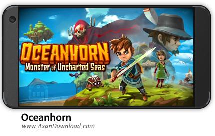 دانلود Oceanhorn v1.1.1 - بازی موبایل قهرمان بی نام + نسخه بی نهایت + دیتا