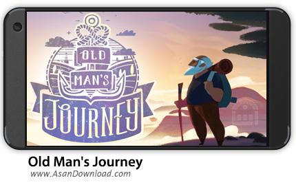 دانلود Old Man's Journey v1.2.3 - بازی موبایل سرنوشت پیرمرد + دیتا