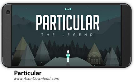 دانلود Particular v1.1 - بازی موبایل ماجراجویی خاص + نسخه بی نهایت