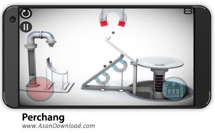 دانلود Perchang v2 - بازی موبایل پرچنگ + نسخه بی نهایت + دیتا