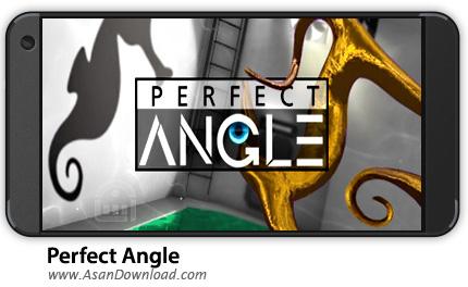 دانلود Perfect Angle v1.6 - بازی موبایل زاویه مناسب + دیتا