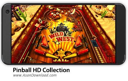 دانلود Pinball HD Collection v1.0.3 - بازی موبایل پینبال + دیتا