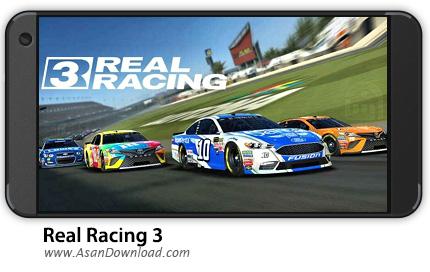 دانلود Real Racing 3 v6.1.0 - بازی موبایل مسابقات واقعی 3 + نسخه بی نهایت