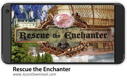 دانلود Rescue the Enchanter v1.9 - بازی موبایل نجات افسونگر + دیتا