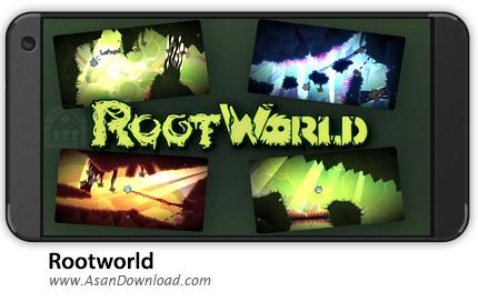 دانلود Rootworld v4.8 - بازی موبایل جهان ریشه ها + نسخه بی نهایت
