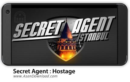 دانلود Secret Agent : Hostage v1.0.4 - بازی موبایل مامور مخفی