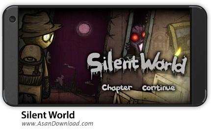 دانلود Silent World v4 - بازی موبایل جهان تاریک + دیتا