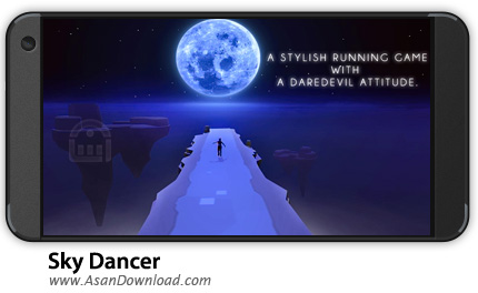 دانلود Sky Dancer v1.1.2 - بازی موبایل رقاص آسمان + نسخه بی نهایت