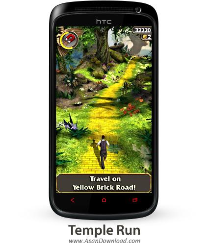 دانلود Temple Run: Oz v1.0.1 - بازی موبایل فرار بی پایان