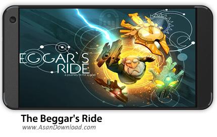دانلود The Beggar's Ride v1.04 - بازی موبایل ماجراجویی پیرمرد گدا + دیتا