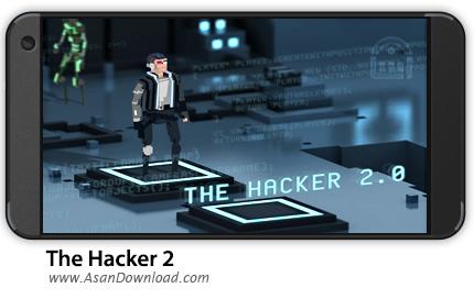 دانلود The Hacker 2 v1.0 - بازی موبایل هکر + نسخه بی نهایت