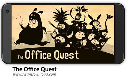دانلود The Office Quest v3.00002 - بازی موبایل اداره تلاش + نسخه بی نهایت