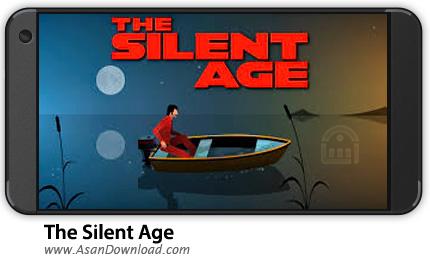 دانلود The Silent Age v2.16 - بازی موبایل عصرسکوت + دیتا