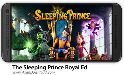 دانلود The Sleeping Prince Royal Ed v2.11 - بازی موبایل خواب شاهزاده + دیتا