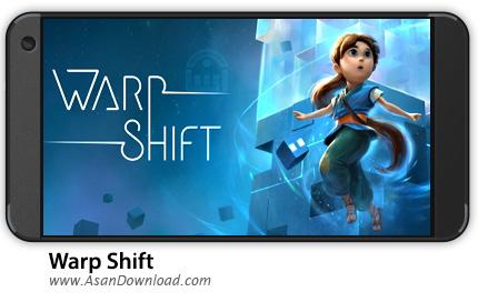 دانلود Warp Shift v1.0.6 - بازی موبایل دنیای جادویی + نسخه بی نهایت + دیتا
