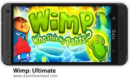 دانلود Wimp: Ultimate v1.2 - بازی موبایل نجات قطره کوچک