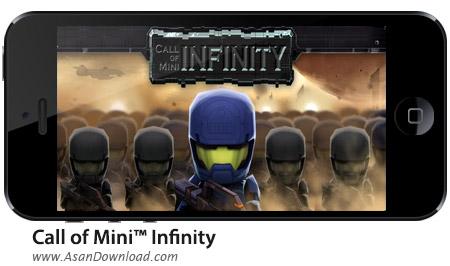 دانلود Call of Mini™ Infinity v2.4 apk + v1.0 ipa - بازی آنلاین موبایل ندای کوتاه + دیتا + نسخه بینهایت