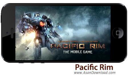 دانلود Pacific Rim - بازی موبایل مبارزات روبات جنگجو بعلاوه دیتا