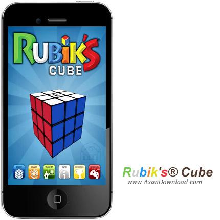دانلود Rubiks Cube - بازی موبایل مکعب روبیک