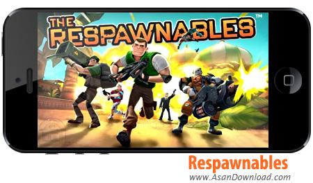 دانلود Respawnables - بازی موبایل دفاع از شهر بعلاوه گیم دیتای بازی
