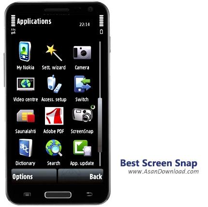 دانلود Best Screen Snap v3.01 - نرم افزار عکس برداری از صفحه نمایش موبایل