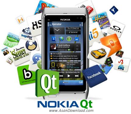 دانلود Nokia Qt v4.8.0 - نرم افزار اجرای برنامه ها و بازی های کیوت