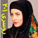روسری کد 201 - روسری شیک و سبک برای کاربردهای روزمره
