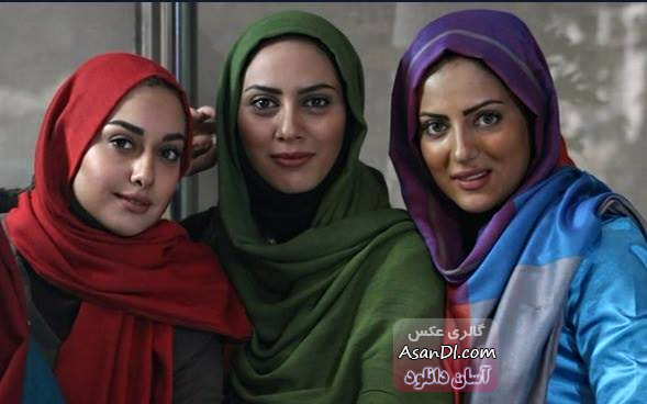 تصاویری منتخب از بازیگران زن سینما - قسمت چهلم