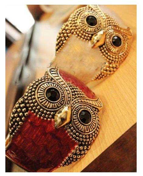 مدل های جدید دستبند اسپرت دخترانه در مدلهای جغد